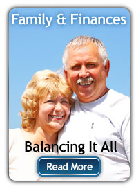 Family & Finances:  Balancing It All